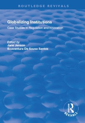 Globalizing Institutions