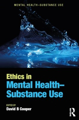 (ebook) Ethics in Mental Health-Substance Use