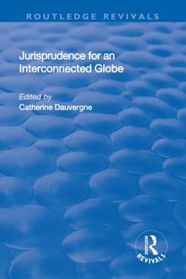 (ebook) Jurisprudence for an Interconnected Globe