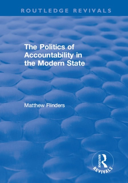 (ebook) Politics of Accountability in the Modern State