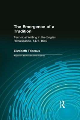 The Emergence of a Tradition