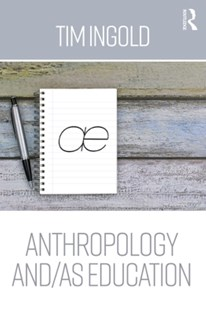 (ebook) Anthropology and/as Education - Art & Architecture Architecture