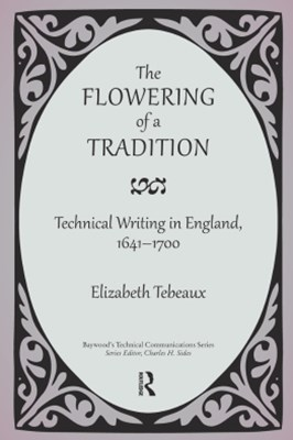The Flowering of a Tradition