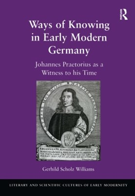 (ebook) Ways of Knowing in Early Modern Germany