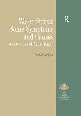Water Stress: Some Symptoms and Causes