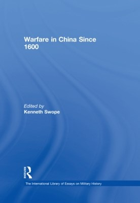 Warfare in China Since 1600