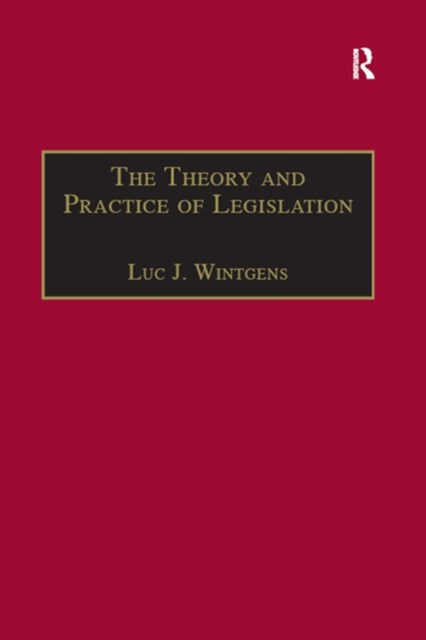 (ebook) The Theory and Practice of Legislation