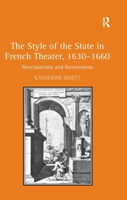 (ebook) The Style of the State in French Theater, 1630–1660