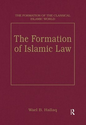 (ebook) The Formation of Islamic Law