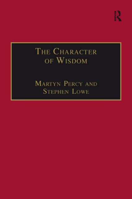 (ebook) The Character of Wisdom