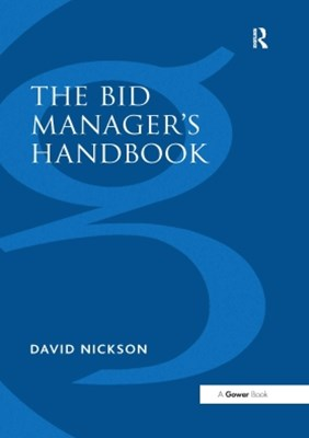 (ebook) The Bid Manager's Handbook