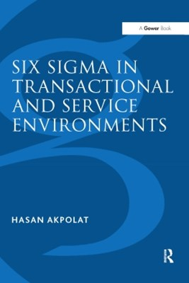 (ebook) Six Sigma in Transactional and Service Environments