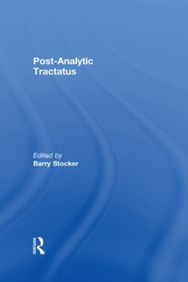 (ebook) Post-Analytic Tractatus