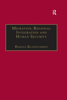 (ebook) Migration, Regional Integration and Human Security