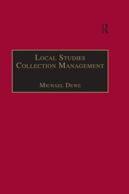 Local Studies Collection Management