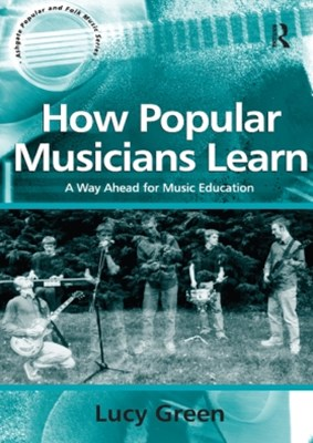 (ebook) How Popular Musicians Learn