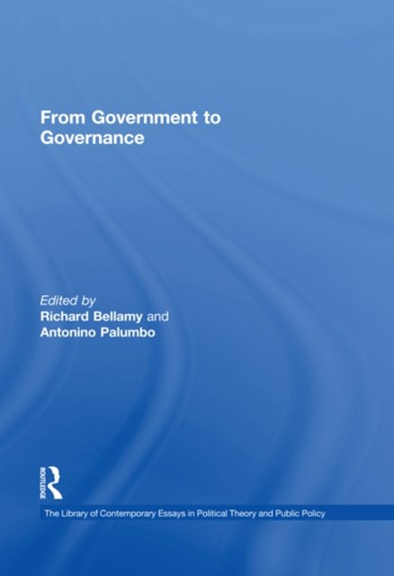 (ebook) From Government to Governance