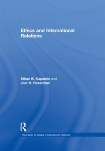 (ebook) Ethics and International Relations - Philosophy Modern