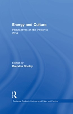 (ebook) Energy and Culture
