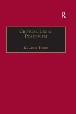 (ebook) Critical Legal Positivism