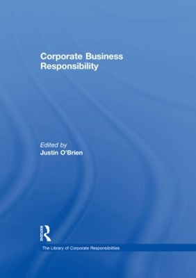 (ebook) Corporate Business Responsibility