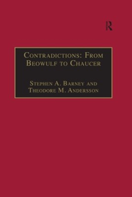 Contradictions: From Beowulf to Chaucer