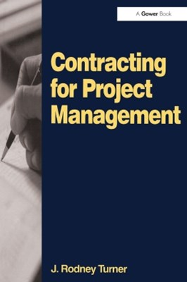 (ebook) Contracting for Project Management