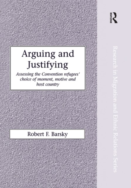 Arguing and Justifying