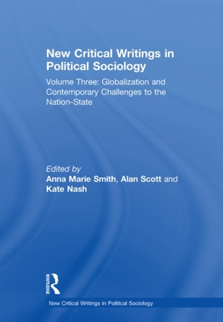 (ebook) New Critical Writings in Political Sociology
