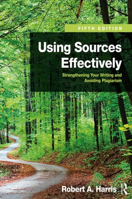 (ebook) Using Sources Effectively