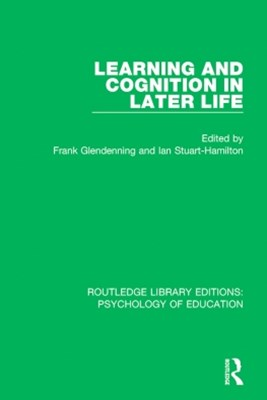 Learning and Cognition in Later Life