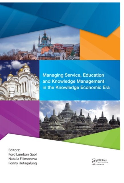 Managing Service, Education and Knowledge Management in the Knowledge Economic Era