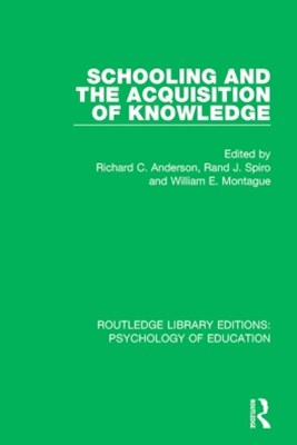 Schooling and the Acquisition of Knowledge