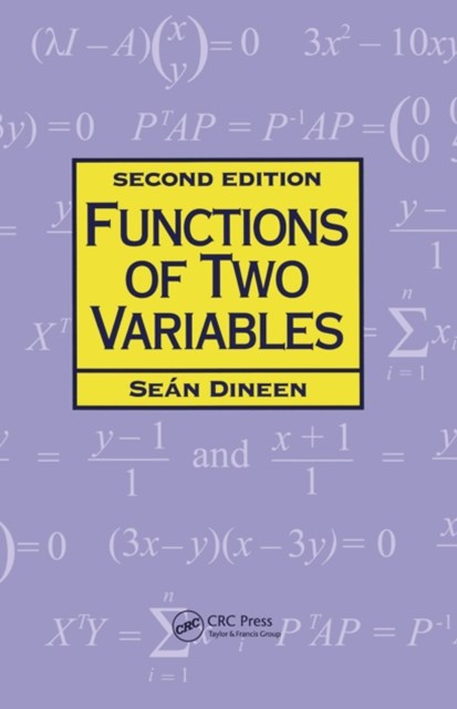 (ebook) Functions of Two Variables