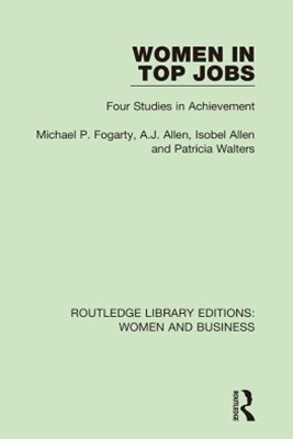 Women in Top Jobs