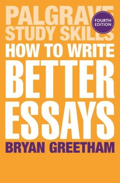 (ebook) How to Write Better Essays