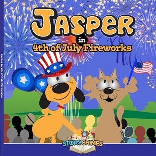 Jasper - In - 4th of July Fireworks by Nick Bonomo (9781365155949) - PaperBack - Children's Fiction