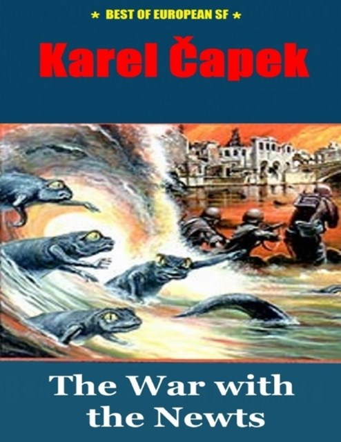 (ebook) War With the Newts