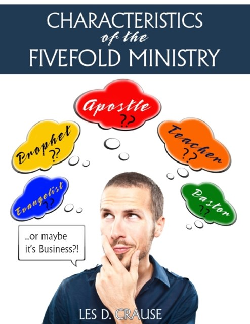 (ebook) Characteristics of the Fivefold Ministry