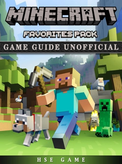 Minecraft Favorites Pack Game Guide Unofficial