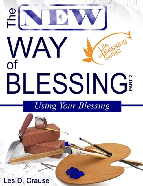 (ebook) New Way of Blessing - Using Your Blessing