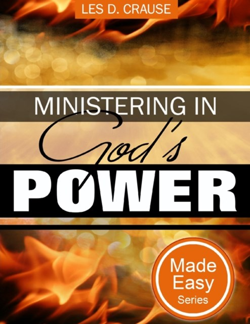 (ebook) Ministering In God's Power