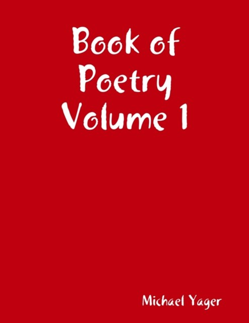 Book of Poetry Volume 1