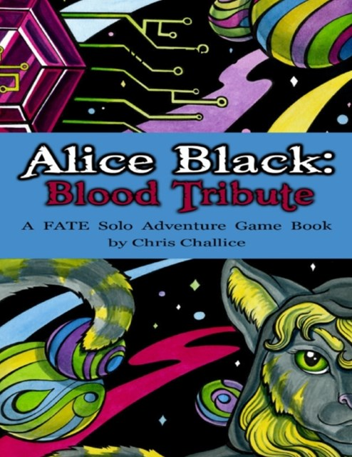 Alice Black: Blood Tribute