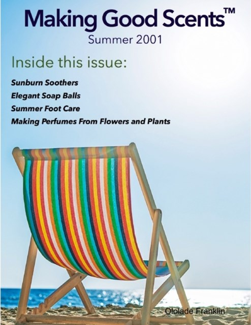 Making Good Scents(TM) - Summer 2001
