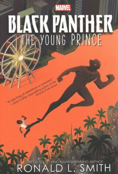 Black Panther the Young Prince