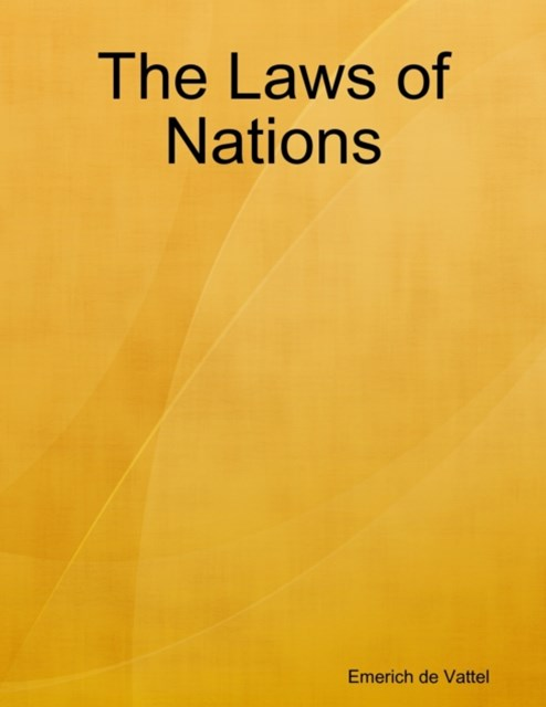 Laws of Nations