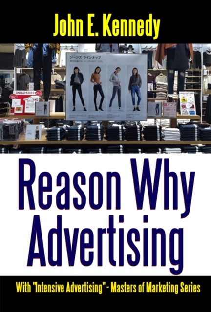 Reason Why Advertising