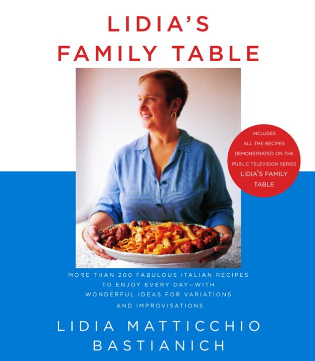 Lidia's Family Table