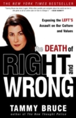 Death of Right and Wrong